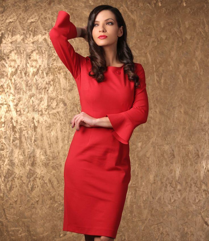 TANGO dress #red #dance #party #dress #women #style