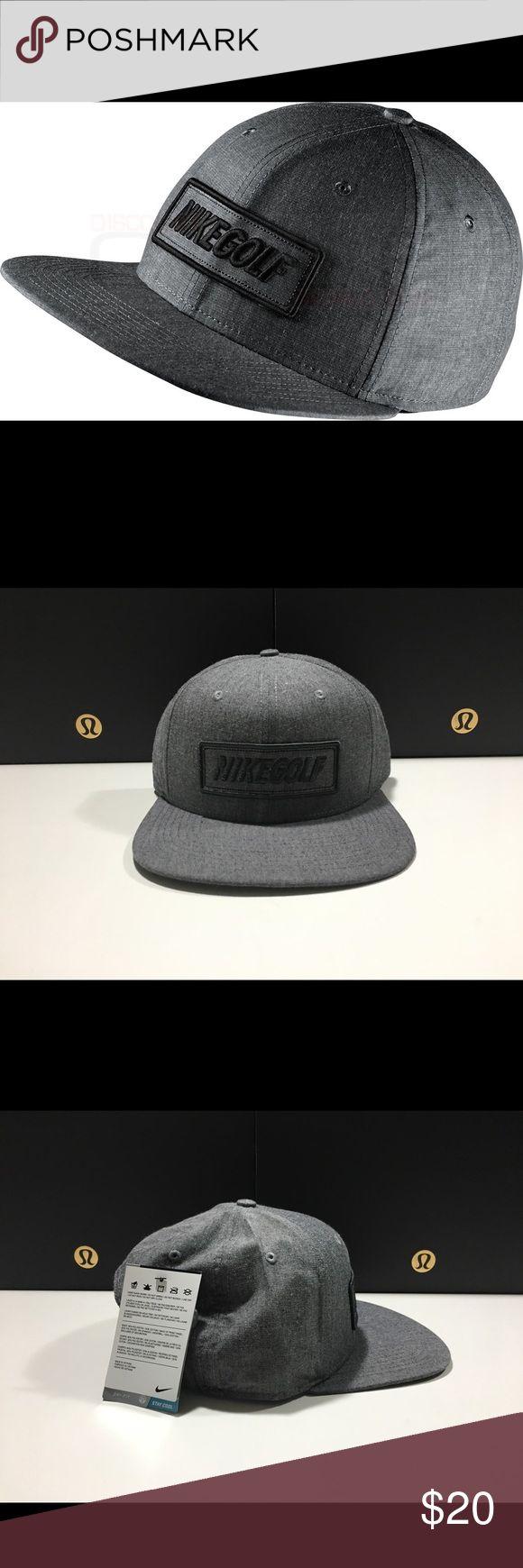 Men's Nike Golf True Ox Strapback Hat NWT 727036 New Nike Accessories Hats