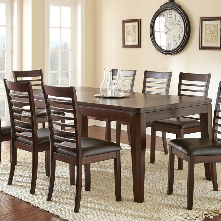 Allison Dining Room Table at Morris Home