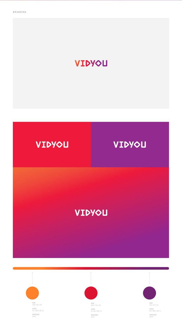 Vidyou Festival on Behance