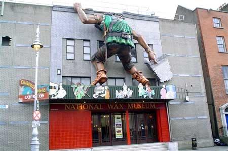 National Wax Museum Dublin Ireland