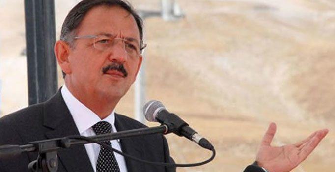 Habertürk TV'ye konuşan Çevre ve Şehircilik Bakanı Mehmet Özhaseki, taşınan kışlaların yüzde 99'unun yeşil alan olacağını söyledi