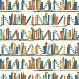 The Library - Robotic - Birch Organic Fabrics