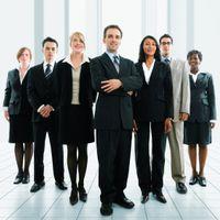 Photographs of Business Formal Dress Code Attire: Business Formal Dress Code