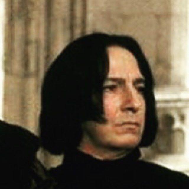 Good Morning Guys I M A Sleepy Snape