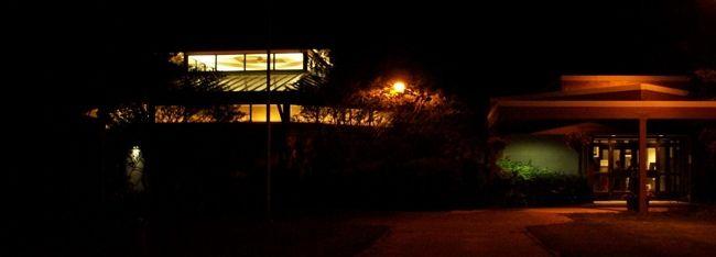 Living In Uxbridge, Ontario - Uxbridge Town Hall at Night
