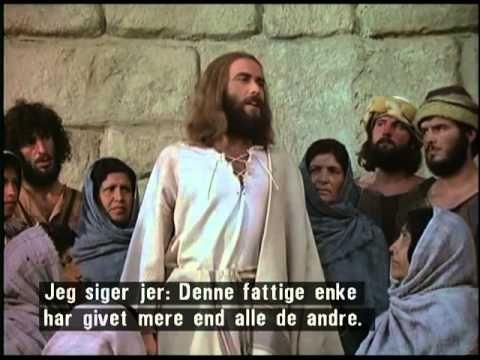 JESUS Film  Dansk