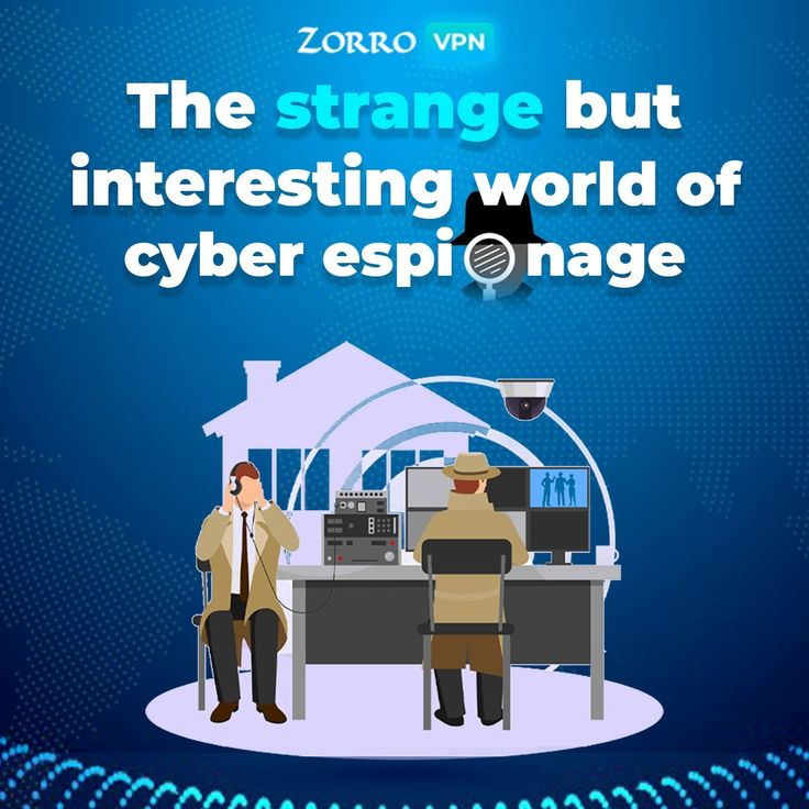 The strange but interesting world of cyber espionage in