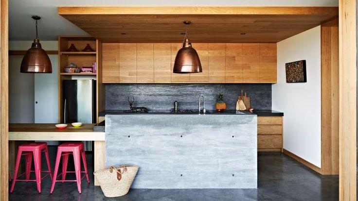 Pannekoecke-home-kitchen-concrete-copper-pendants