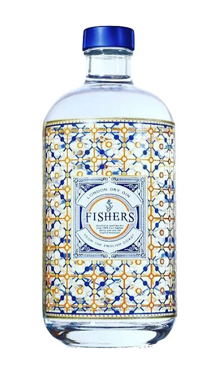 Ginfishers #spirits #packaging #gin