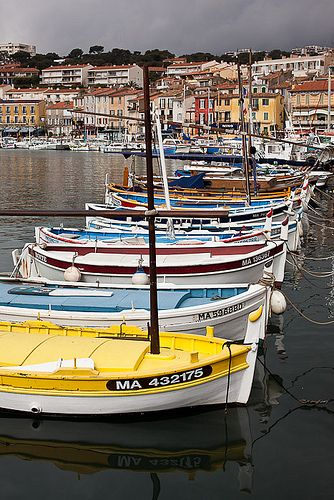 Cassis - France