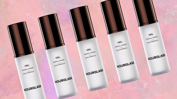 Hourglass Veil Mineral Primer Review   Allure