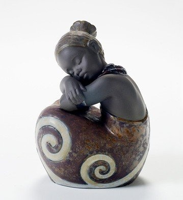 LLadro - AFRICAN GIRL : http://www.firstireland.com/productcart/pc/Lladro-African-Girl-01012508-p22751.htm