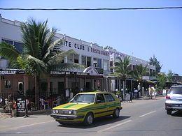 Kololi Gambia.