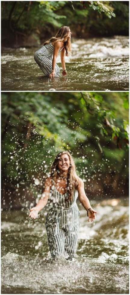 Best photography portrait water senior pictures ideas