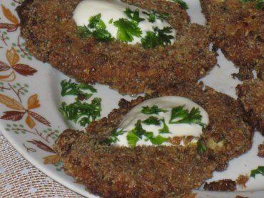 Ziemniaczane kotleciki z białym serem - Przepisy kulinarne - Dania główne