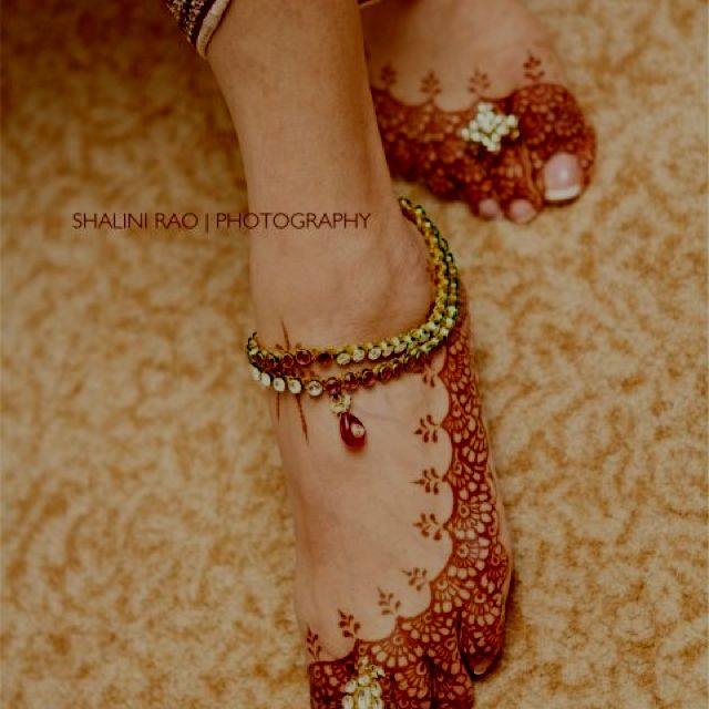 Love d anklet