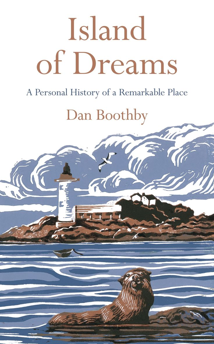 'island Of Dreams' Is About Boothby's Time Living In The Hebrides, And About
