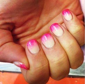 Come realizzare Nail Art semplici per Unghie corte Nail art semplici per unghie corte degrade