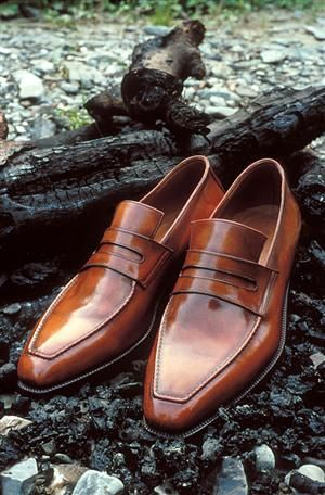 Berluti shoes. The Andy.