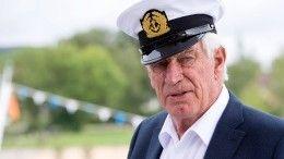 """""""Traumschiff""""-Kapitän Siegfried Rauch ist tot"""