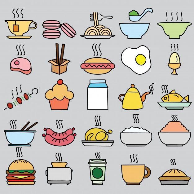 боюсь рисунки еды легкие нужду