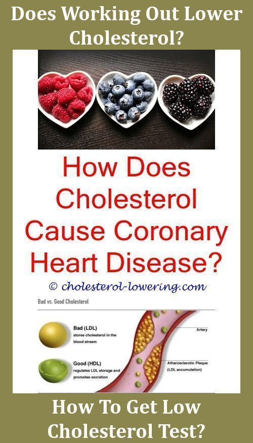What Not To Eat If You Have High Ldl Cholesterol