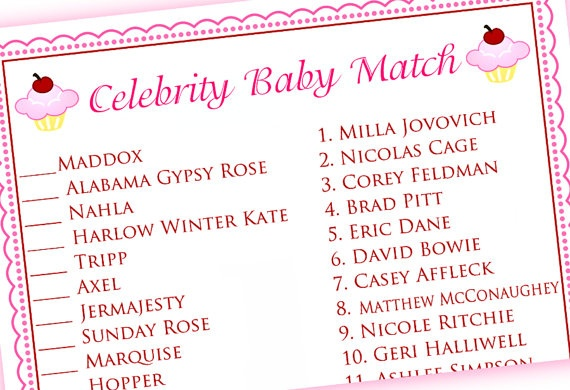 Celebrity baby name emerson