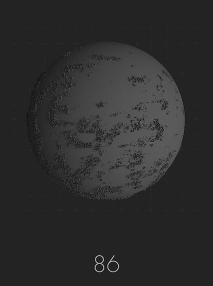 #space #ball #sphere #planet #sci-fi #galaxy #utopia