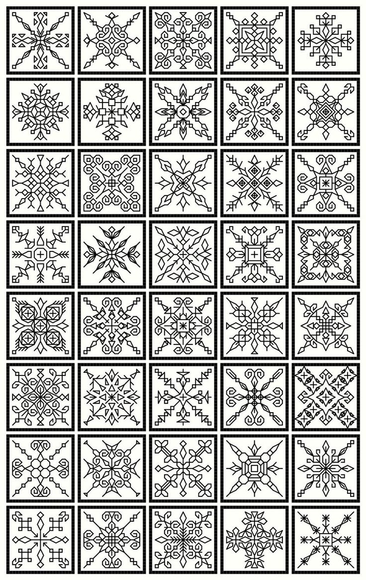 175 best blackwork images on pinterest embroidery black and blackwork collection20 bookmarks 40 snowflakes and floral borders pdf file 1200 bankloansurffo Gallery