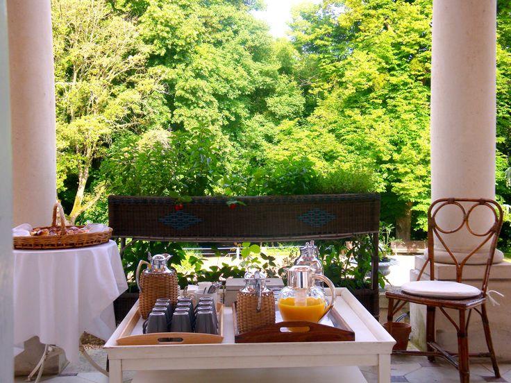 GooDMooN vous propose également d'organiser vos brunch à la Villa Emma #brunch #villaemma www.goodmoon.fr