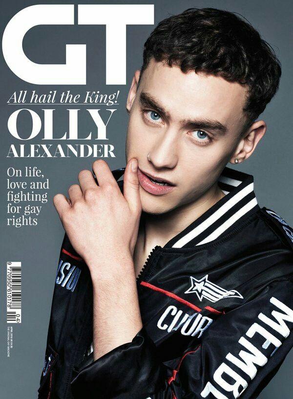 Olly Alexander GT