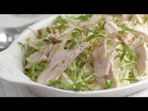 Waldorf Salad - Marco Pierre White recipe video for Knorr