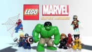 """Scheduled for release on October 18, 2013, """"Lego Marvel Super Heroes"""" is a video game that will follow the heroes of the """"Marvel Universe"""" as they protect the Earth from the threat of Galactus, the Devourer Of Worlds. It will likely be the most advanced Lego game yet, having extensive graphics and an improved character-creator section."""