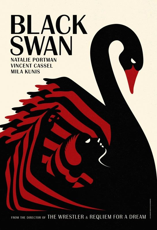 Black Swan by La Boca