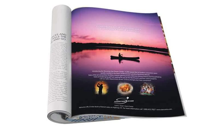 Shooting Star Casino magazine advertisement collateral.   http://www.tmcreativelv.com/services/print-collateral/