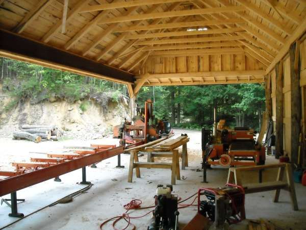 Sawmill Sheds Things I Want To Make Pinterest Sheds
