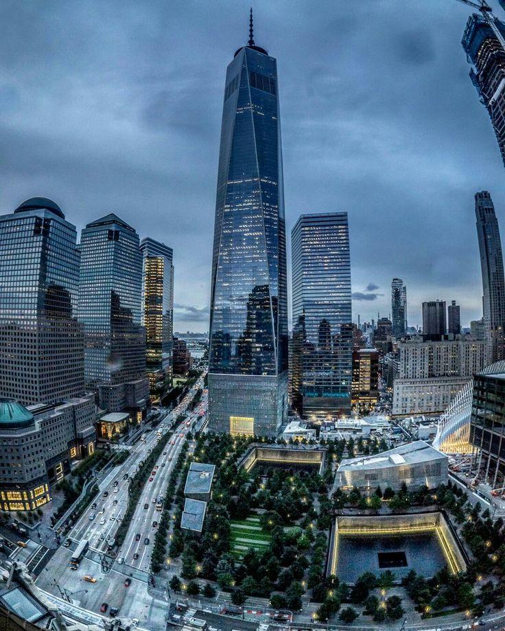 World Trade Center by BrooklynVeezy