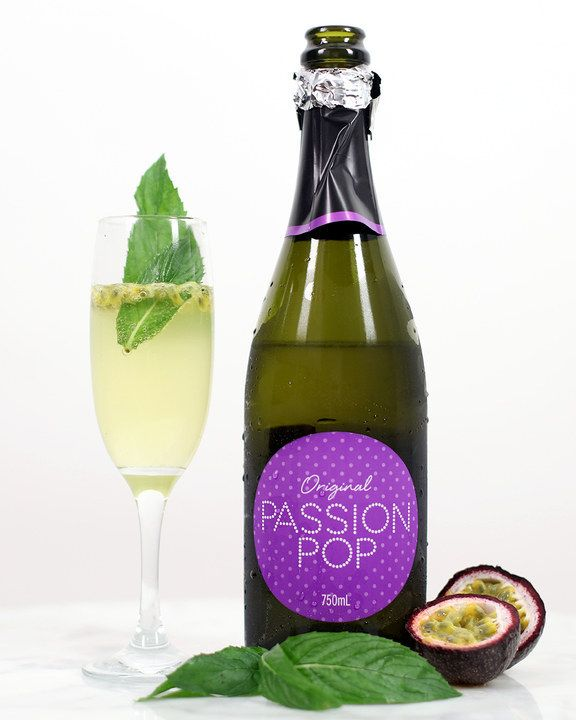 Pash-and-Pop Mimosa