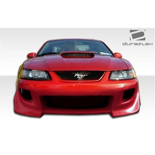 Duraflex 103185 1999 2004 Ford Mustang Blits Front Bumper Cover As Shown 2004 Ford Mustang Ford Mustang Mustang