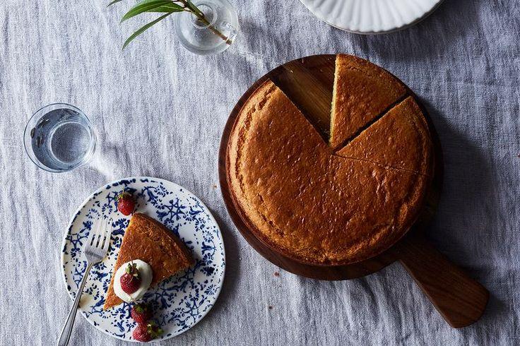Clotilde Dusoulier's Yogurt Cake (Gâteau au Yaourt) recipe on Food52