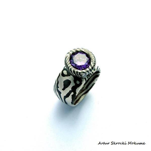 Mokume Unique Jewelery