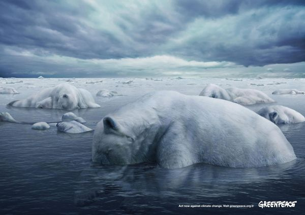 11. Greenpeace: 今すぐ地球温暖化に対応せよ