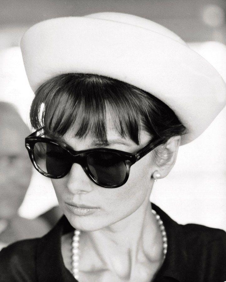 Audrey Hepburn by Pierluigi Praturlon, Paris, July 1962