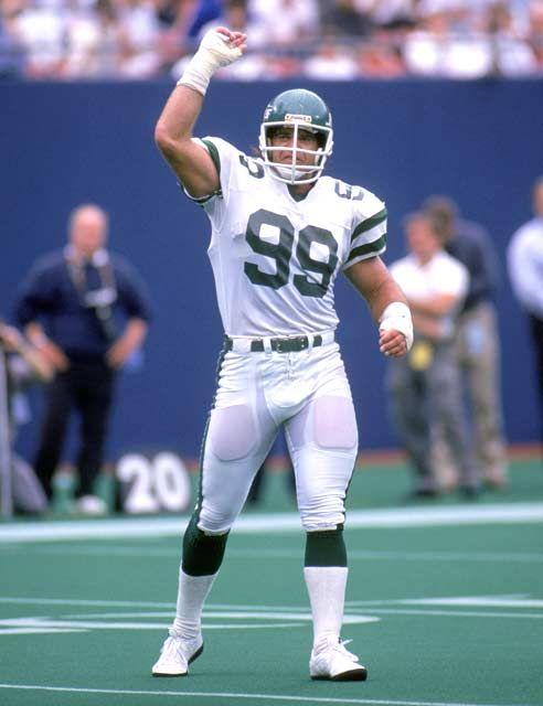 Mark Gastineau  - NY Jets