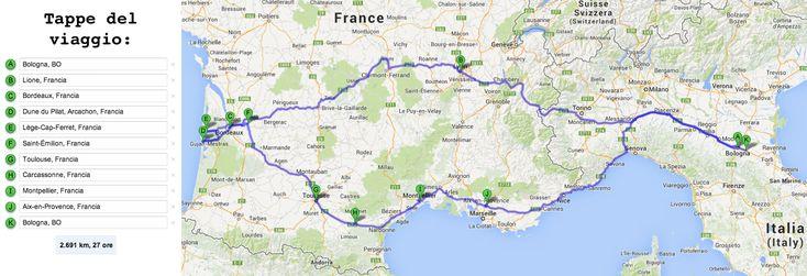 Il mio itinerario di dieci giorni nel sud della Francia | Via che si va