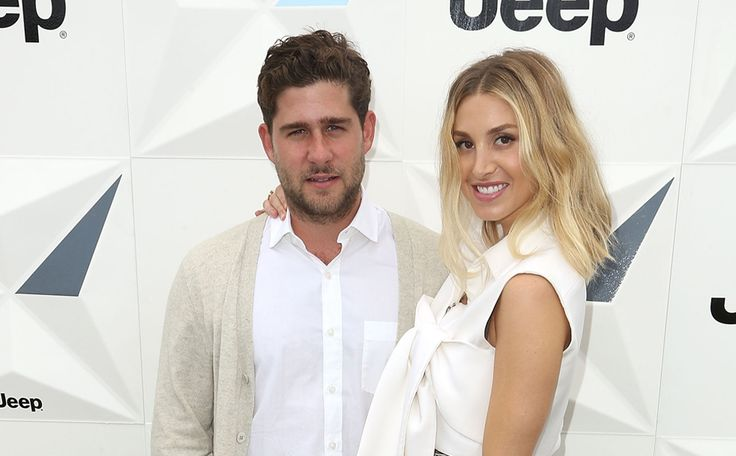 #congrats to the #newlyweds. Whitney Port getrouwd!  Lees verder >>