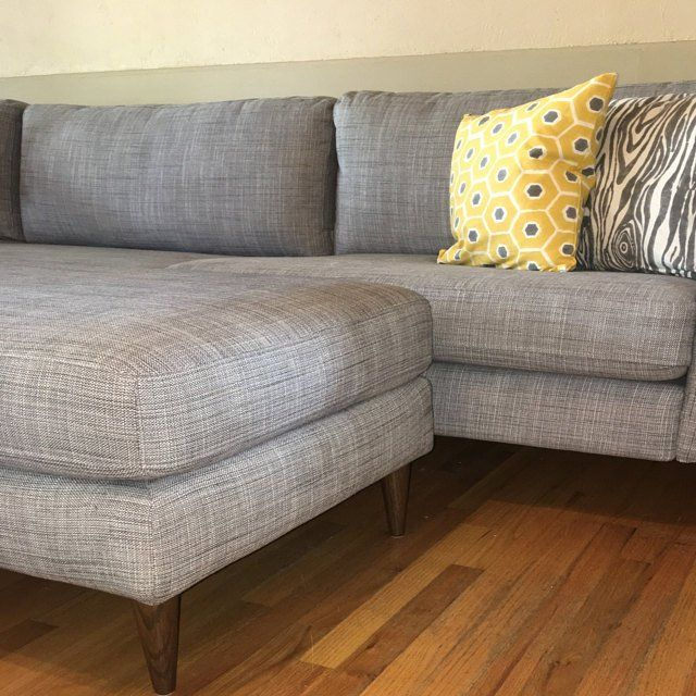 Mid Century Style Replacement Sofa Legs