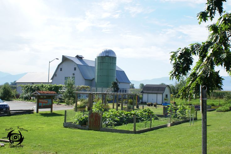 Agricultural Centre Located at 1767 Angus Campbell Road, Abbotsford, British Columbia