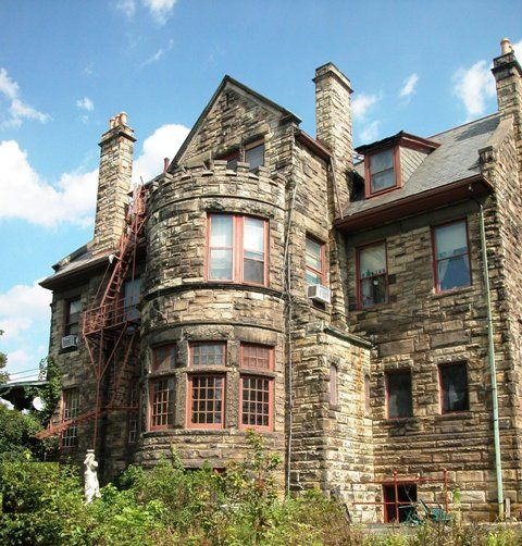 Richardson romanesque home in cincinnati this 1890 home 1890 home architecture